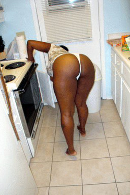 Nude at home black MILFs so sexy in..