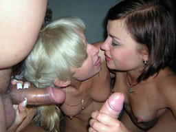 The threesome and foursome amateur..
