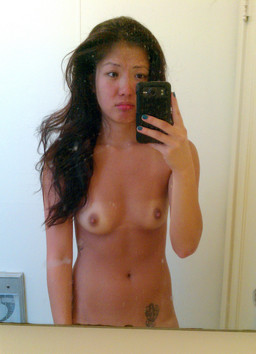 Hot sexy selfies from tempting asian..