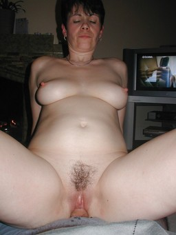 50plus UK Milf naked she is old but sexy