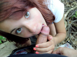 Beauty tiny teens takes very huge..