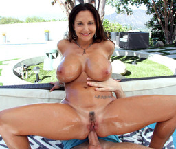 Big titted Ava Addams gets an anal..