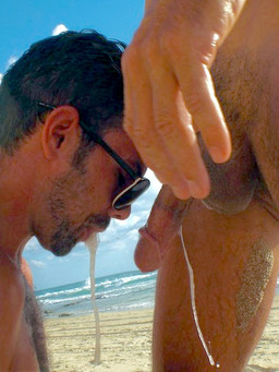 Beach gay party, nude gay boyfriends